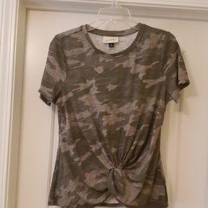 Universal thread t shirt